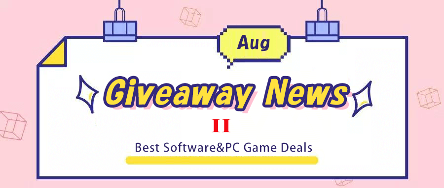 [Do Not Miss] August 2020 Giveaway Campaign II - ColorMango Back To School Software & Game Giveaways