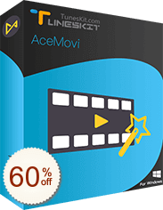 TunesKit AceMovi Video Editor Discount Coupon