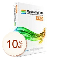 EssentialPIM Pro Discount Coupon