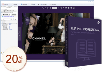 Flip PDF Discount Coupon