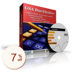 GSA Buchhalter Discount Coupon