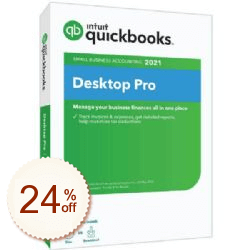 QuickBooks Desktop Pro Discount Coupon