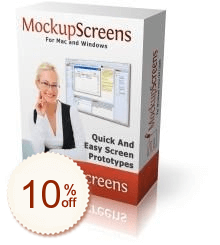 MockupScreens Discount Coupon