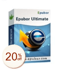 Epubor Ultimate Discount Coupon