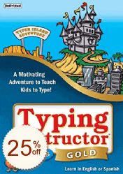 Typing Instructor for Kids Discount Coupon