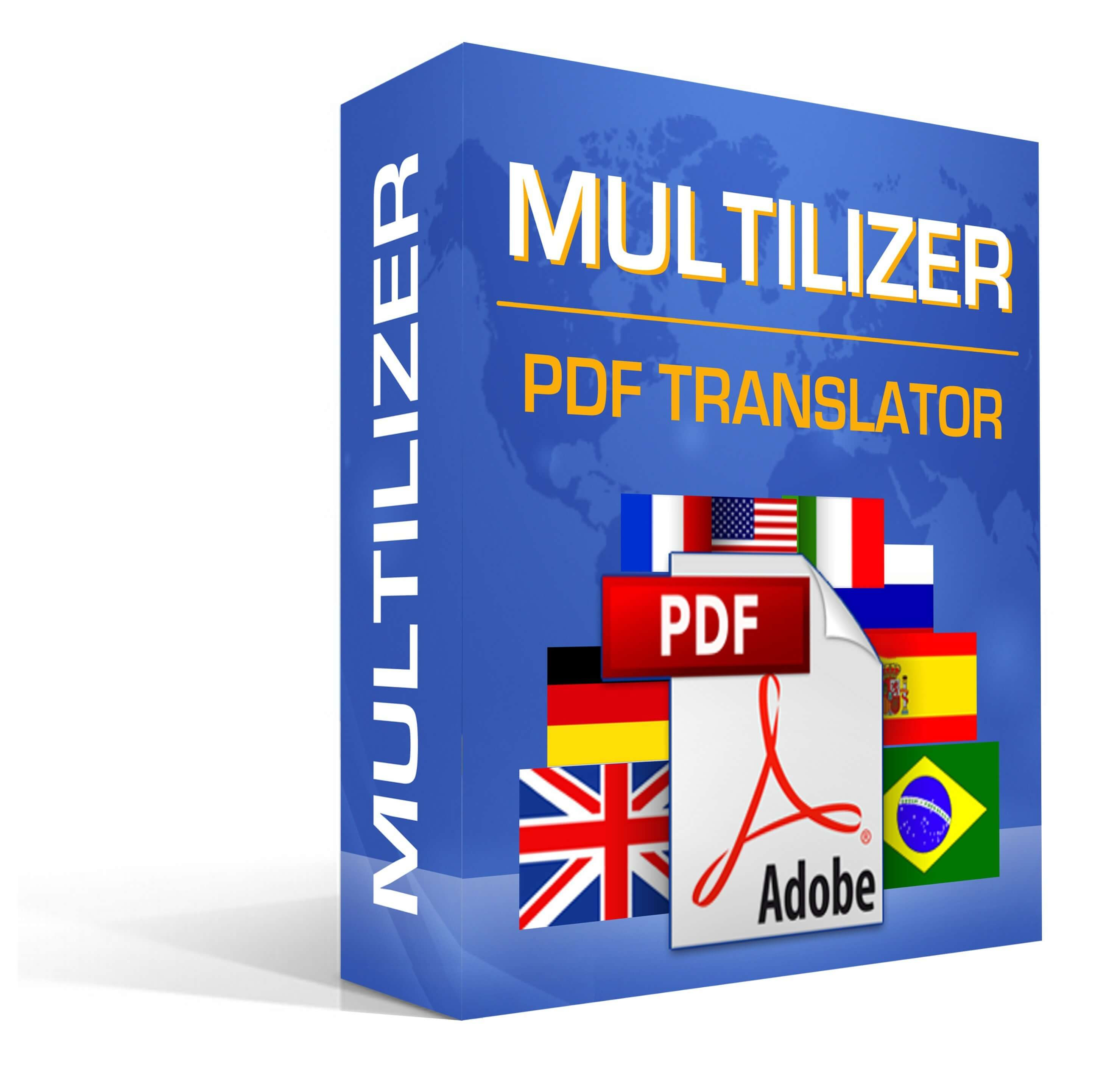 Multilizer PDF Translator Discount Coupon