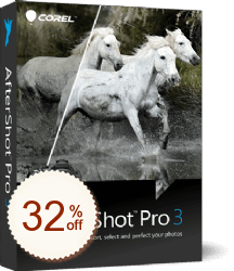 Corel AfterShot Pro Discount Coupon