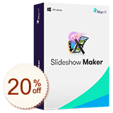 iSkysoft Slideshow Maker Discount Coupon