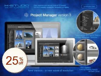 KStudio Project Manager Discount Coupon