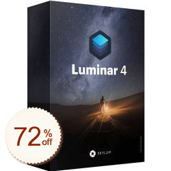 Luminar Discount Coupon