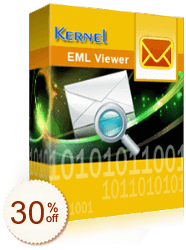 Kernel EML Viewer Discount Coupon