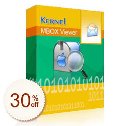 Kernel MBOX Viewer Discount Coupon