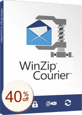 WinZip Courier Discount Coupon