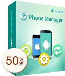 ApowerManager (Phone Manager) Discount Coupon