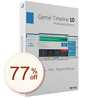 Genie Timeline Professional Discount Coupon