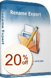 Rename Expert Discount Coupon