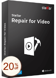 Stellar Repair for Video Discount Coupon
