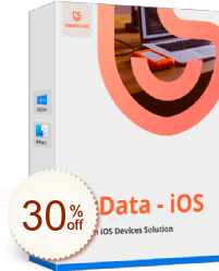Tenorshare Ultdata for iOS Discount Coupon